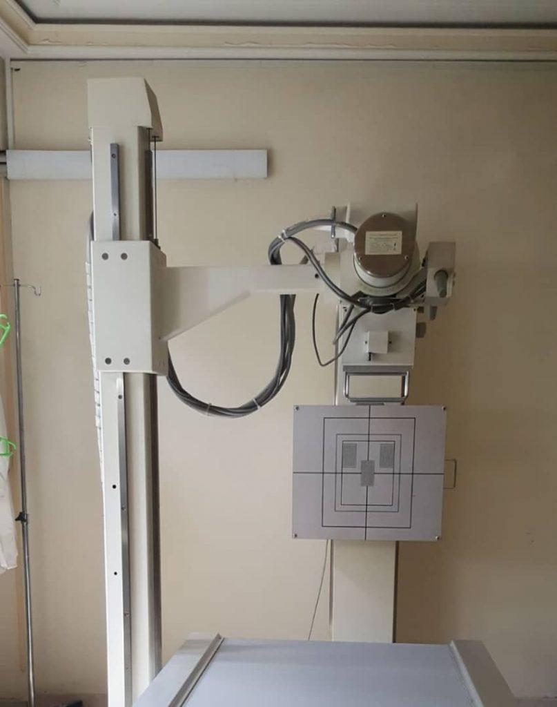 فروش دستگاه رادیوگرافی silhouette کمپانی ge