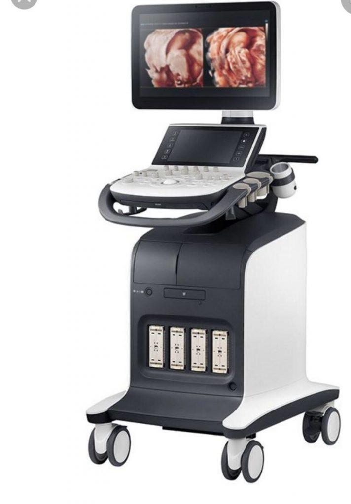 فروش فوری دستگاه سونوگرافی ws80