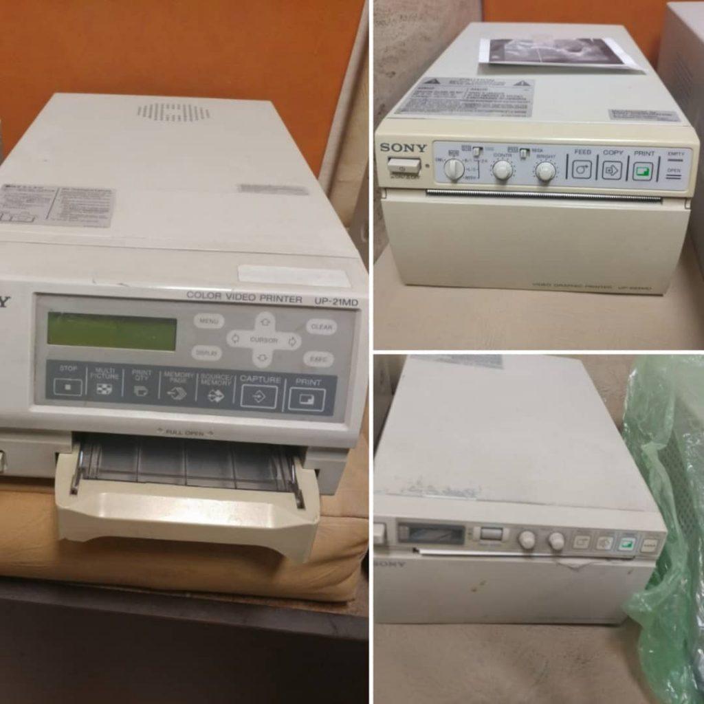 فروش پرینتر سونوگرافی و رادیولوژی