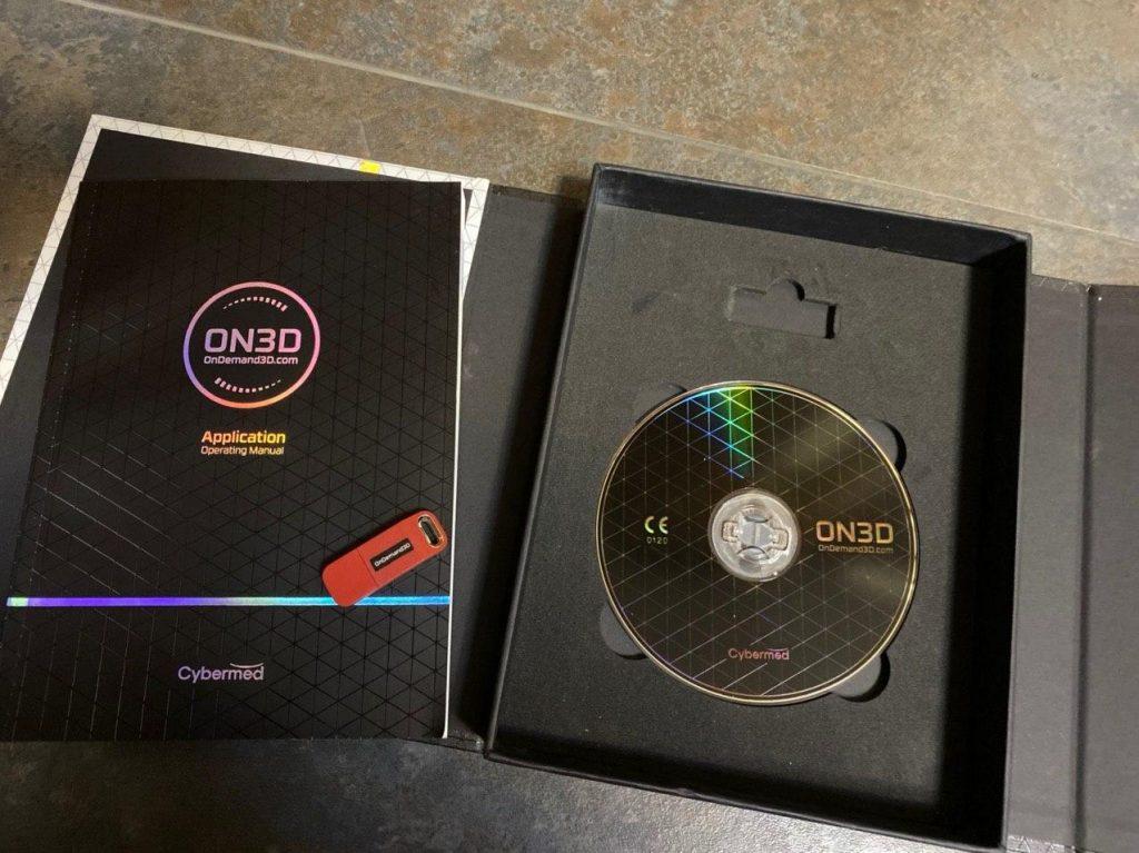 دانگل اوریجینال OnDemand3D Application با ماژول های کامل