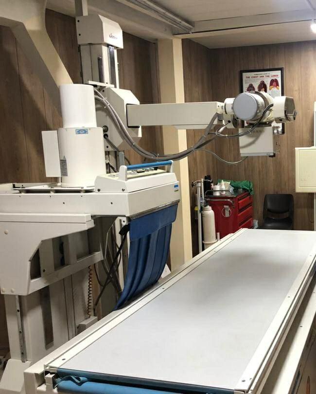 فروش دستگاه رادیولوژی لیستم