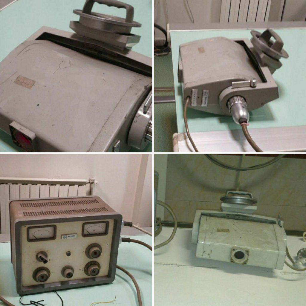 فروش دستگاه رادیولوژی پرتابل در منزل