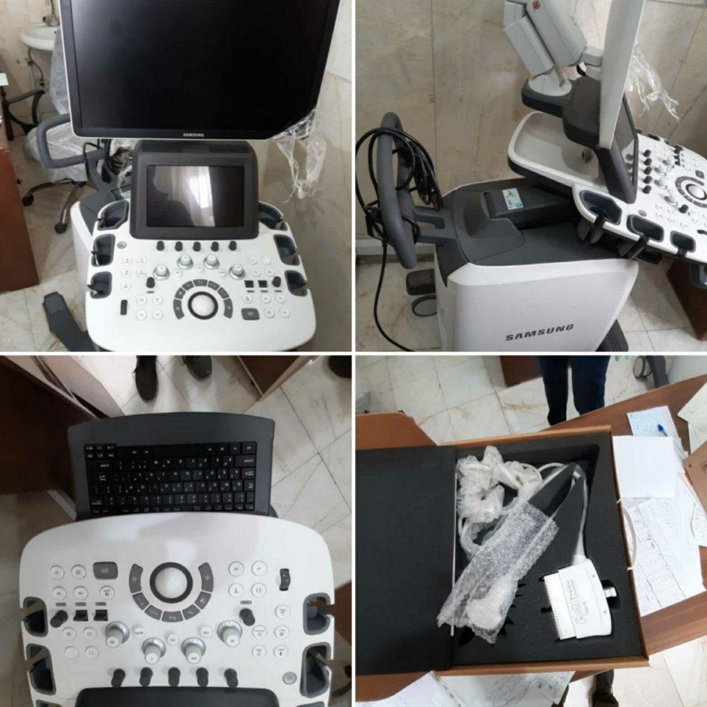 دستگاه سونوگرافی سامسونگ H60