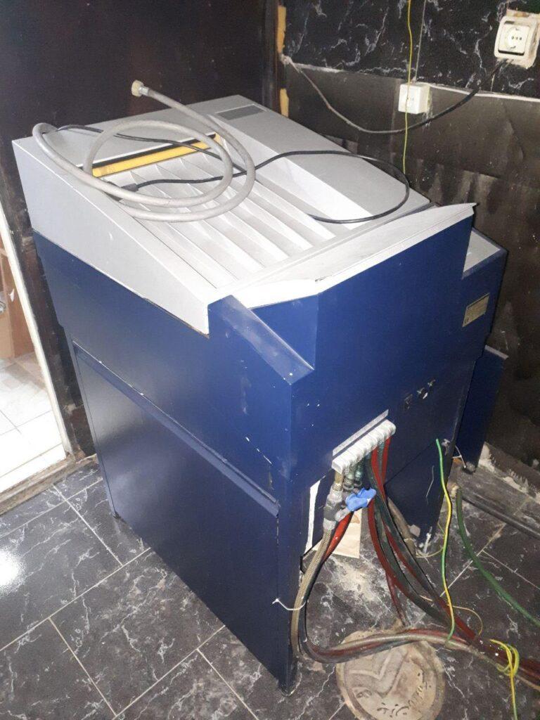 فروش دستگاه پرسسور تاریکخانه