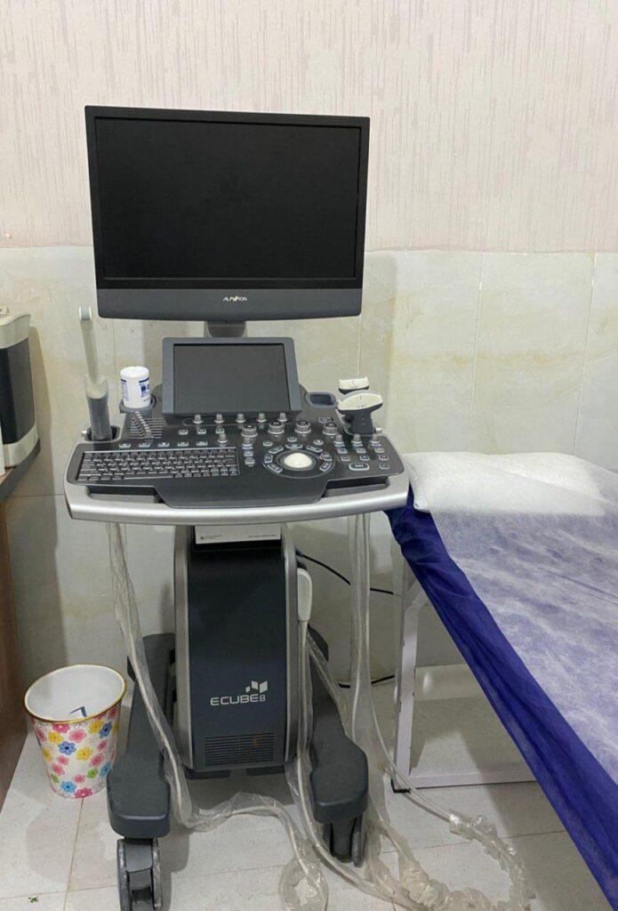 فروش دستگاه سونوگرافي Alpinion ecube 8