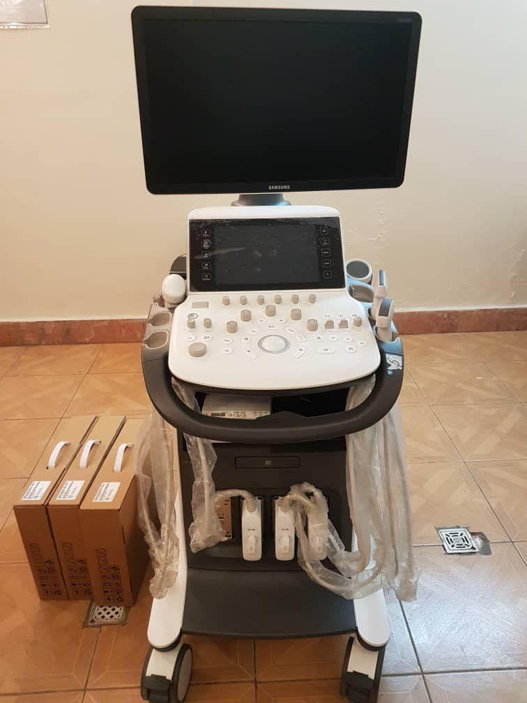 فروش دستگاه سونوگرافی سامسونگ ws80