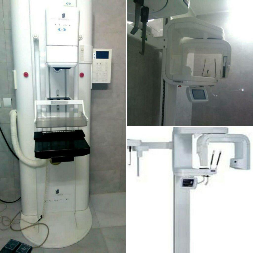 فروش دستگاه پانورکس سفالومتری و ماموگرافی