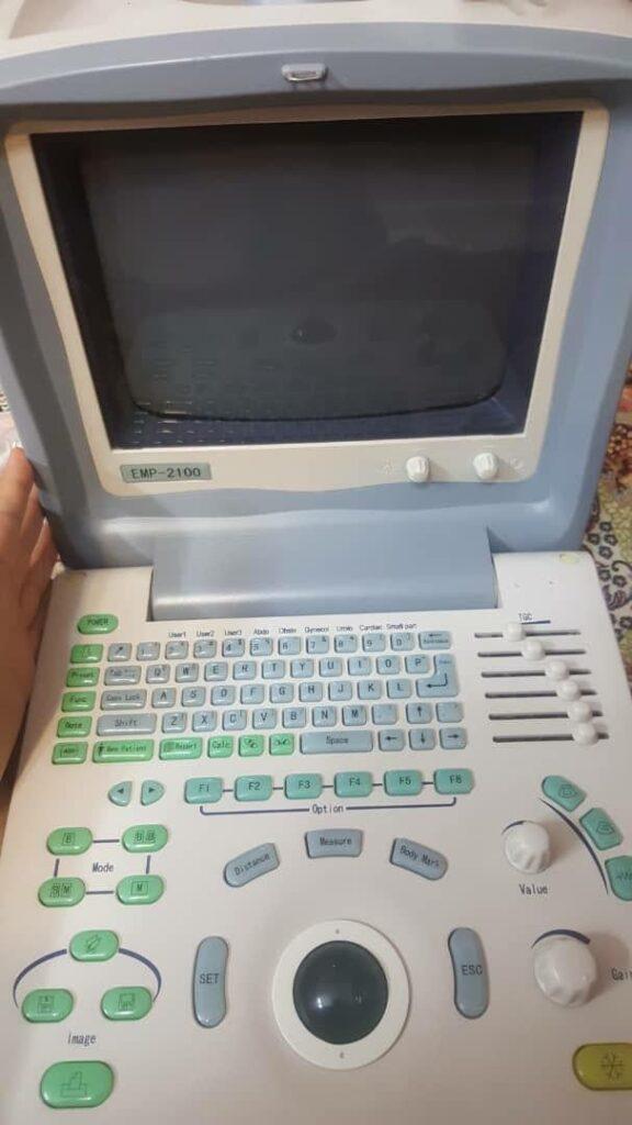 فروش دستگاه سونو مدلEMP2100