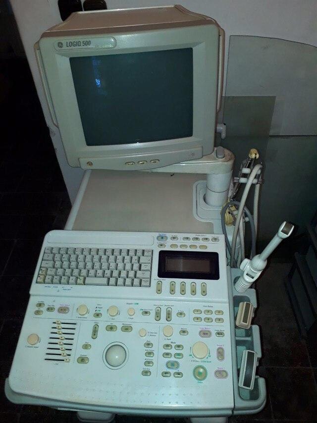 فروش دستگاه سونوگرافی logic 500 pro