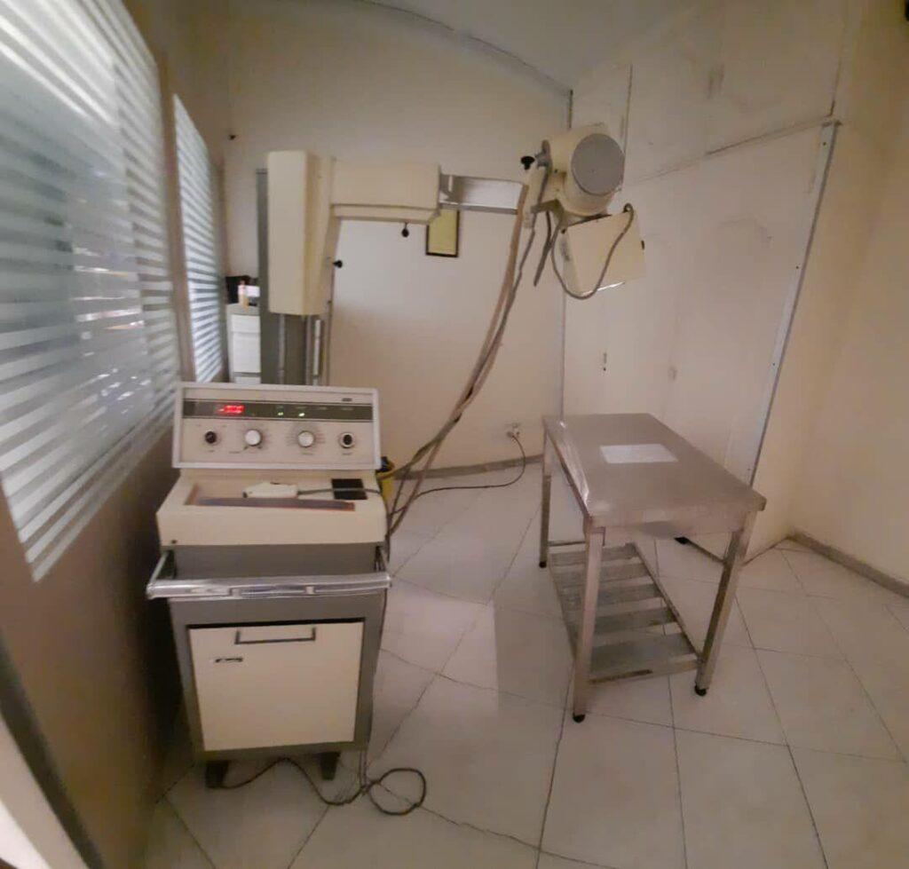 فروش تجهیزات رادیولوژی پرتابل