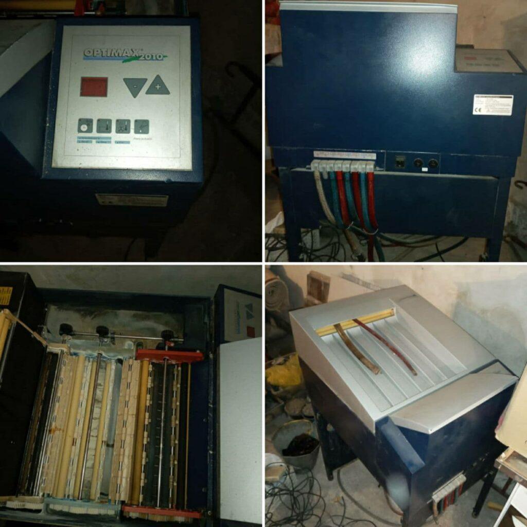 فروش دستگاه پروسسور optimax2010
