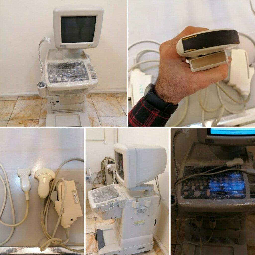فروش دستگاه سونوگرافی SA8000 مدیسون