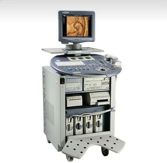 فروش دستگاه سونوگرافی ولوسان 730 اکسپرت