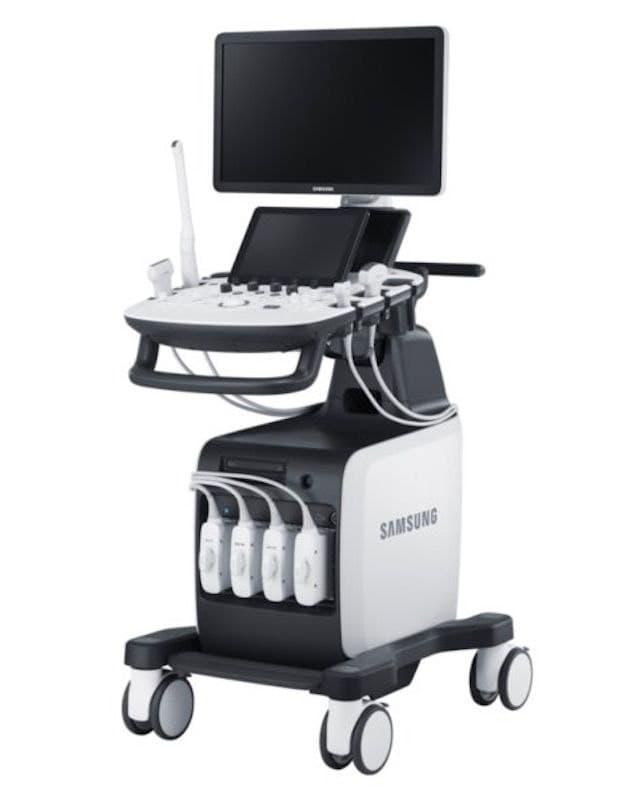 فروش دستگاه سونوگرافی سامسونگ H60
